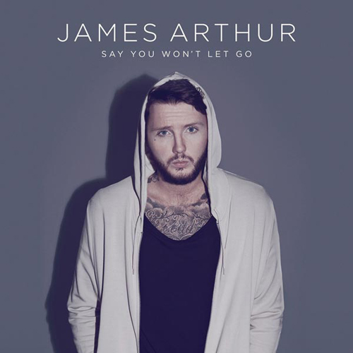 دانلود آهنگ Say You Wont Let Go از James Arthur