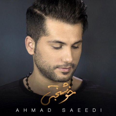 دانلود آهنگ خوشبختی از احمد سعیدی