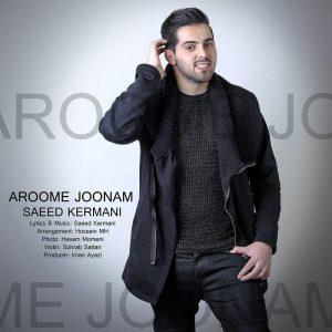 دانلود آهنگ آروم جونم از سعید کرمانی