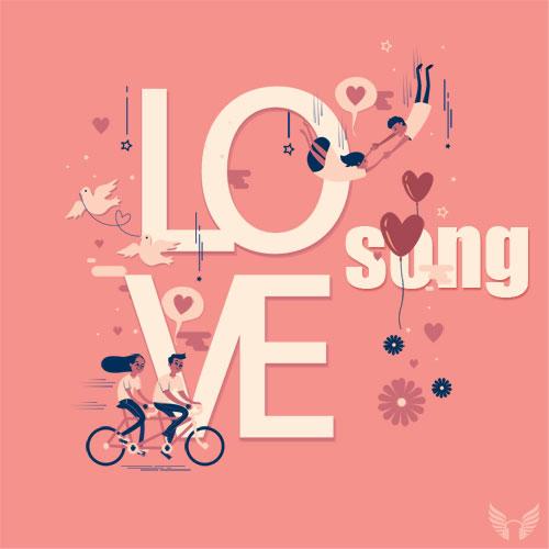 دانلود مجموعه آهنگ های عاشقانه خارجی شماره ۱