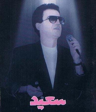 دانلود آهنگ پرستو ها از سعید پور سعید