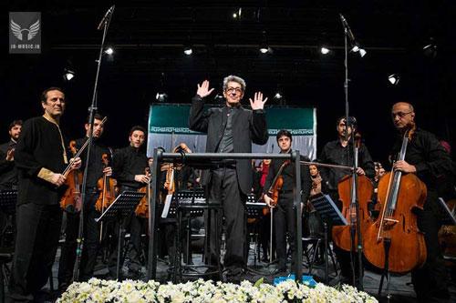 مصاحبه با نادر مشایخی - رهبر ارکستر ایران