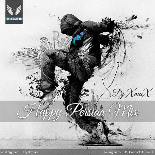 دانلود ریمیکس شاد جشن ایرانی – Dj Xmax