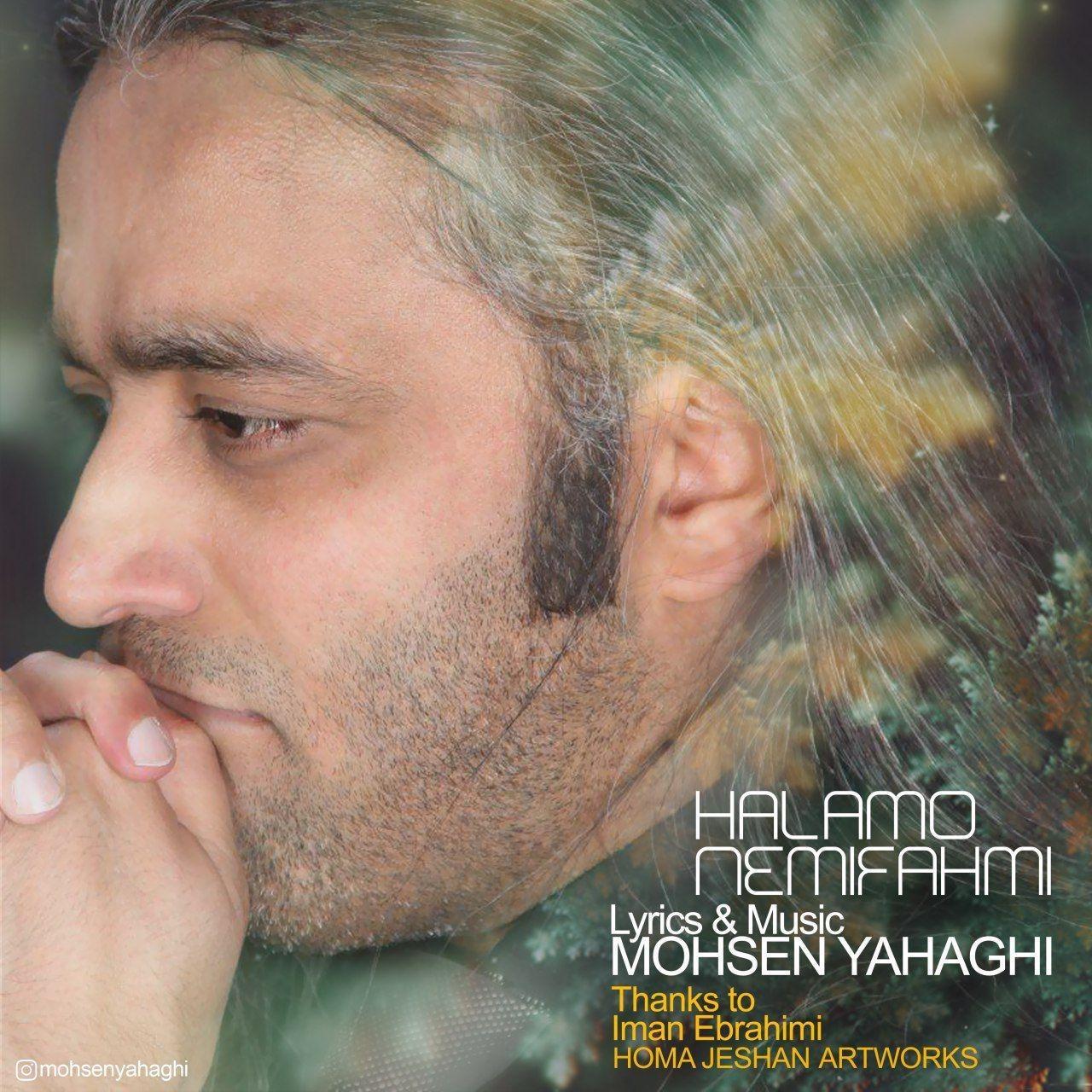 دانلود آهنگ حالمو نمیفهمی از محسن یاحقی