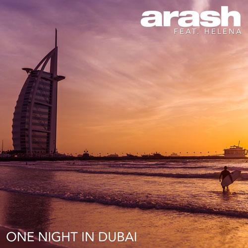 دانلود آهنگ یک شب در دبی از آرش
