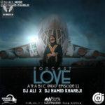 دانلود ریمیکس عربی Love از دی جی علی و حمید خارجی