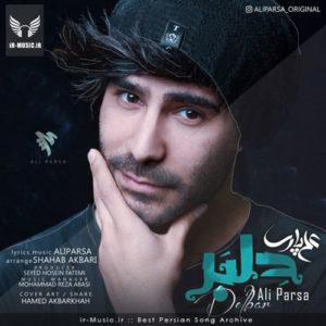 دانلود ریمیکس دلبر از علی پارسا