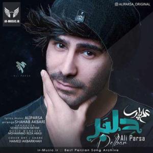 دانلود آهنگ دلبر از علی پارسا