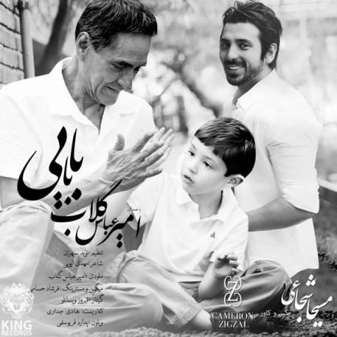 موزیک ویدیو بابایی از امیر عباس گلاب