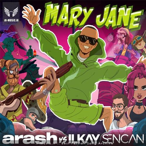 دانلود آهنگ مری جین از آرش