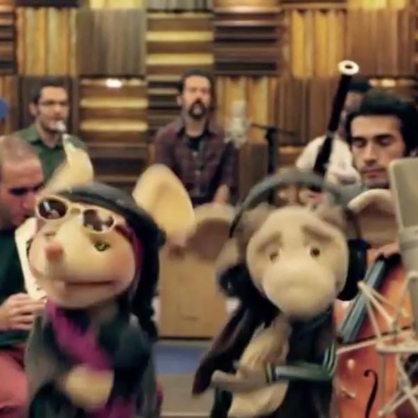موزیک ویدیو ک مثل کپل از گروه پالت